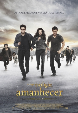 A Saga Twilight: Amanhecer - Parte 2
