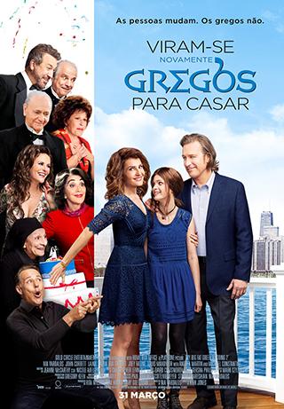 Viram-se, novamente, Gregos Para Casar